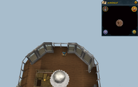 Emote clue Bow Curtsy Lighthouse