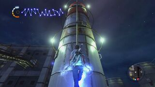 Infamous 2 Vertical Launch Pole