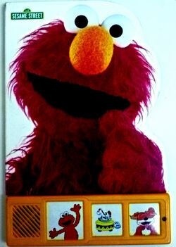 Elmo loves you play-a-sound