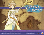 Eternal Sonata Promotional Wallpaper - Serenade
