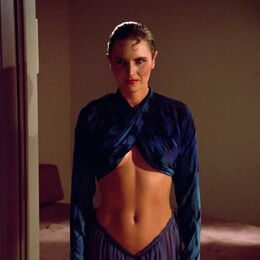 Tasha Yar, polywater intoxication