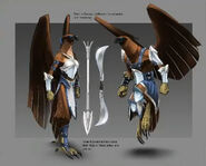 Aviansie concept art