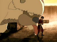 Zuko and Appa