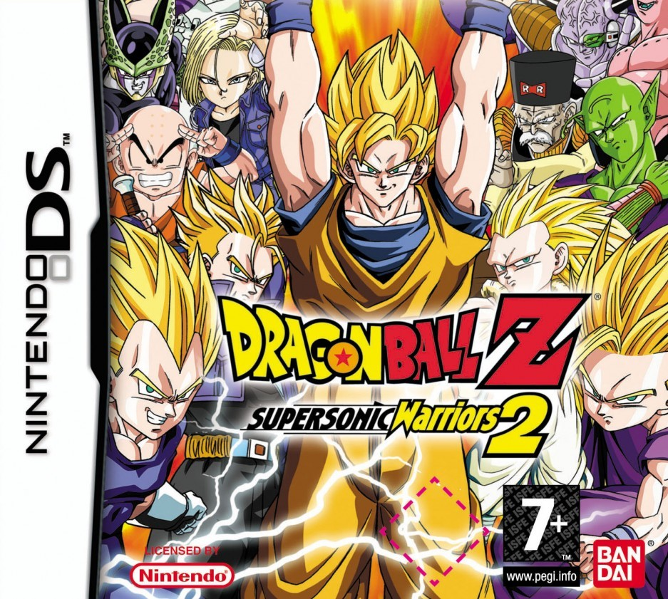Dragon Ball Z: Supersonic Warriors 2 - Dragon Ball Wiki