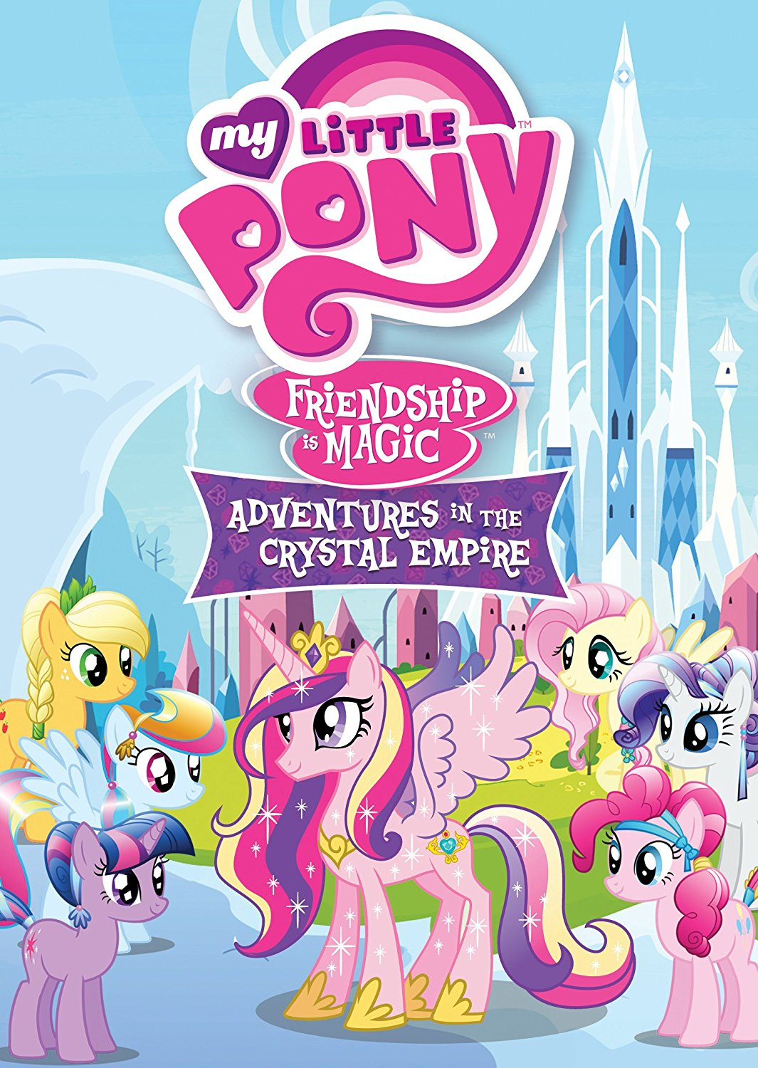 Crystal Ponies - My Little Pony Friendship is Magic Wiki