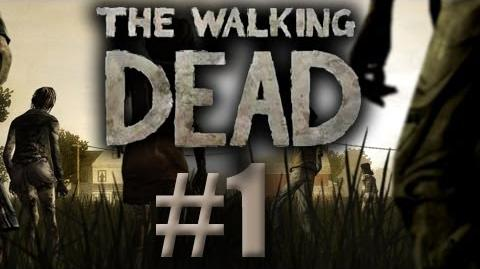 Lets Play - The Walking Dead with Morfar - Episode 1 - Part 1