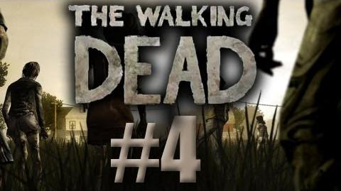 Lets Play - The Walking Dead with Morfar - Part 4