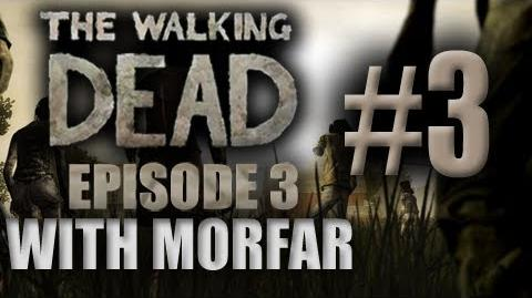 Playing detective! - The Walking Dead Episode 3 Part 3 with Morfar