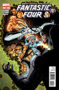Fantastic Four Vol 1 610