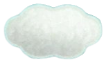 KEY Cloud Pillow