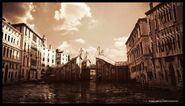 Rialto bridge concept art