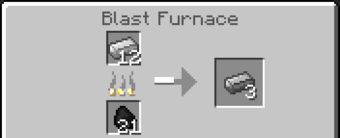 Blast furnace gui