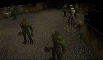 Varrock Sewers resource dungeon