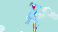 Rainbow Dash is here S2E8