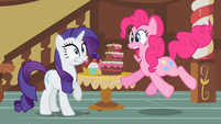 Pinkie Pie &amp; Rarity S2E8