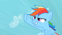 Rainbow Dash confident S2E8