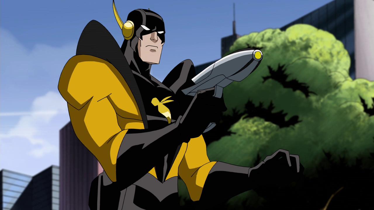 Avengers Earth's Mightiest Heroes Ant-Man