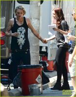 Lily-collins-jamie-campbell-bower-kiss-on-set-03