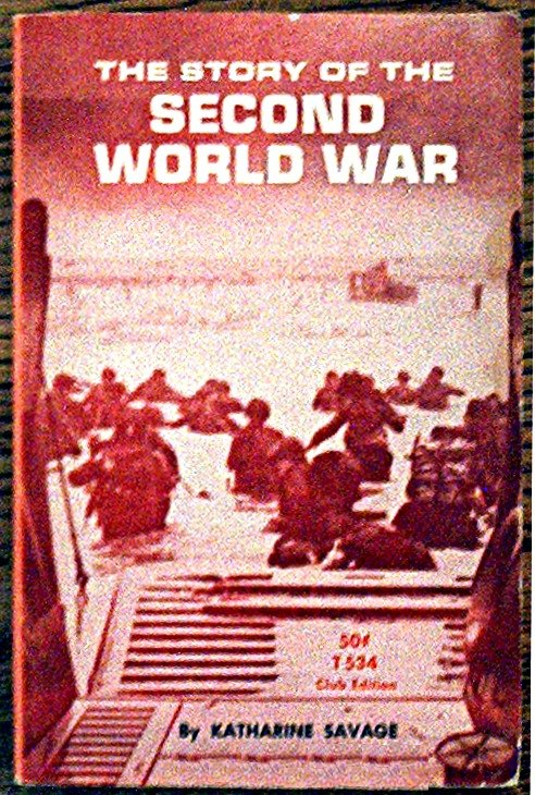 The Story Of The Second World War Children S Books Wiki