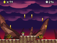 Scuttlebug Screenshot - New Super Mario Bros