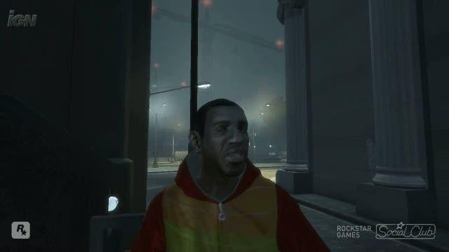 Grand Theft Auto IV PC Games Trailer - Comrades Trailer
