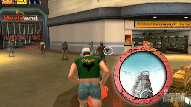 Dead Rising Chop Til You Drop Nintendo Wii Video - Shooting (00:00)