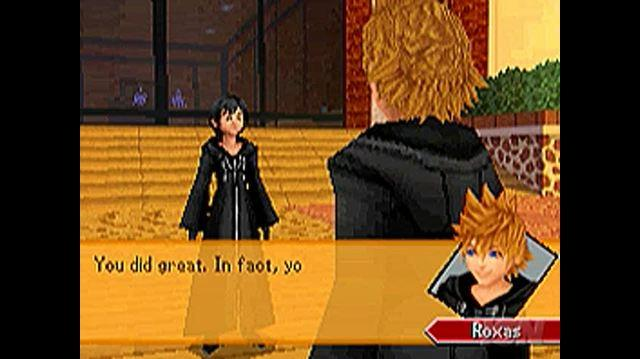 Kingdom Hearts 358 2 Days Nintendo DS Gameplay - Preview Event