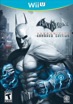 Batman Arkham City Armored Edition (NA)
