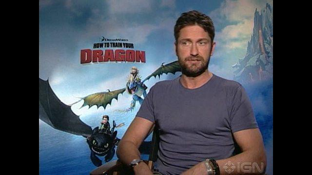 How to Train Your Dragon Movie Interview - Video Interviews