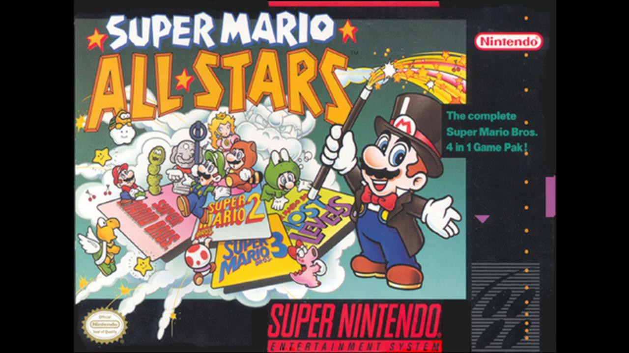 Super Mario All-Stars Limited Edition Review