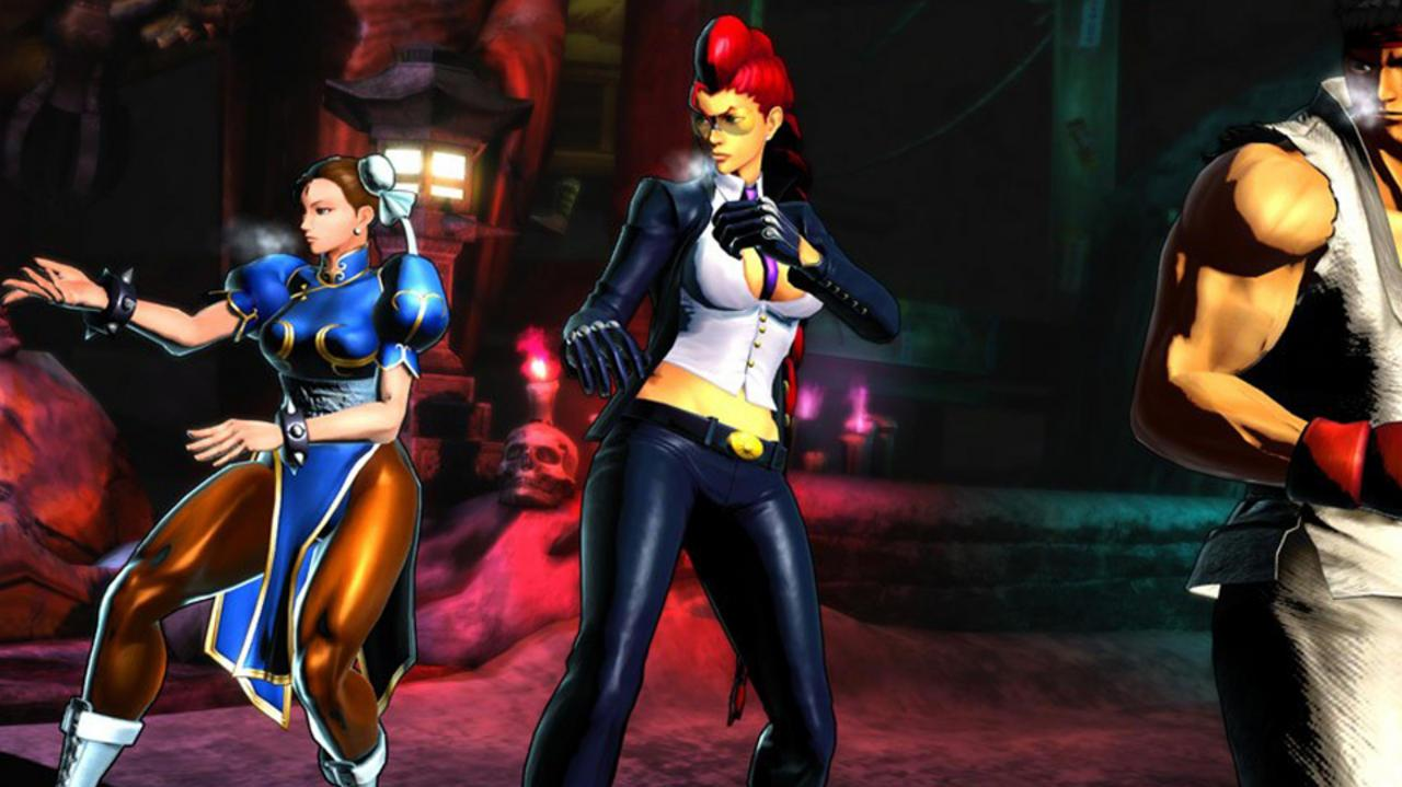 Marvel vs. Capcom 3 Fate of Two Worlds Crimson Viper