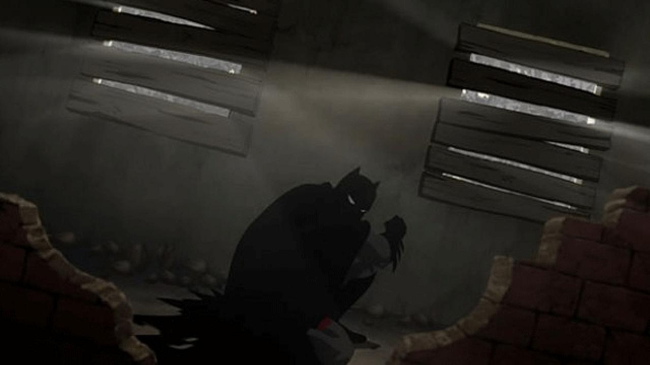Batman Year One Trailer