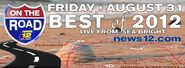 News 12 New Jersey's On The Road, Best Of 2012 Video Promo For August 31, 2012