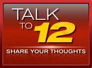 News 12 New Jersey's Talk To 12 Video Open From August 2012