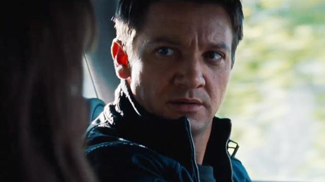 The Bourne Legacy Clip - Number Five