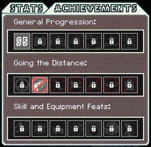 FTL Slightly Used Achievement Screen