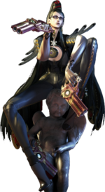 Bayonetta-character