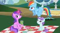 Rainbow Dash &#39;Would you say I was amazing&#39; S2E08