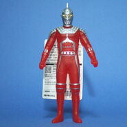 Imitation Ultra Seven (2007) toys