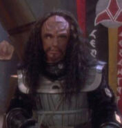 Holographic training Klingon 1, 2370