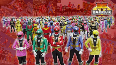 Gokaiger supersentai