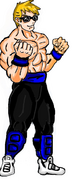 Johnny cage art mk2