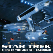 Ships of the Line 2011 cover