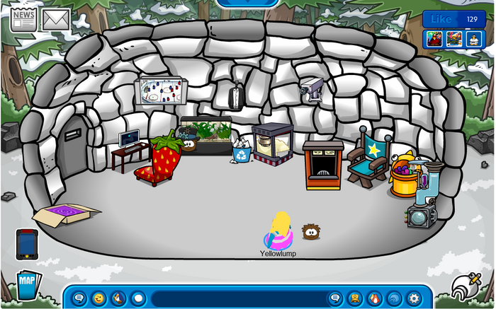 Igloo 2 (Hidden PSA base)