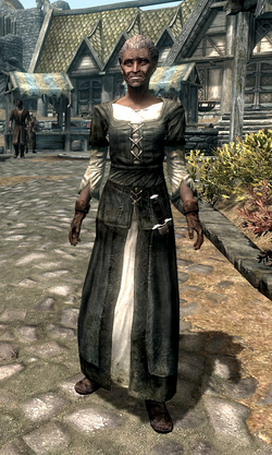 Lillith Maiden-Loom Whiterun