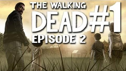 The Walking Dead - Episode 2 Starved for Help 1 - Let's Play The Walking Dead Gameplay German