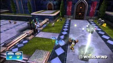 skylanders giants meet the skylanders series 2 whirlwind twists of
