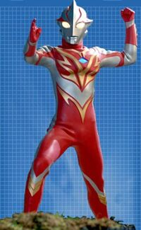 Ultraman mebius (burning brave) 1