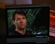 Riker, Farpoint