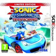 Sonic & All-Stars Racing Transformed Limited Edition (3DS) (EU)